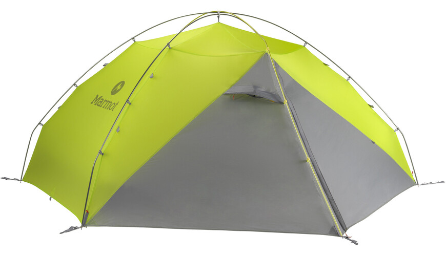 Marmot Ohlone 2P Tent Green Lime/Steel
